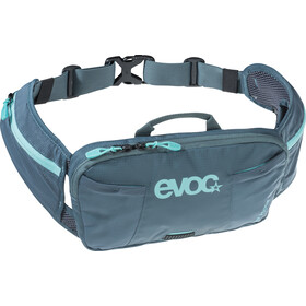 EVOC Hip Pouch 1L spray bottle slate